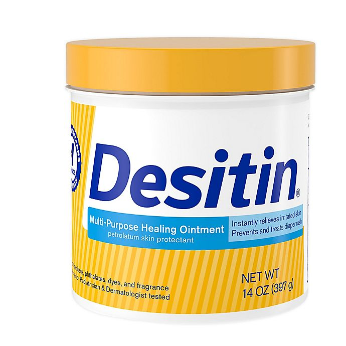 Alternate image 1 for Desitin® 14 oz. Multi-Purpose Healing Ointment
