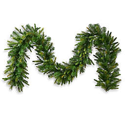 Vickerman 50-Foot Cashmere Pine 14-Inch Garland