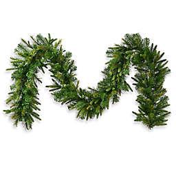 Vickerman Cashmere Pine 18-Inch Garland