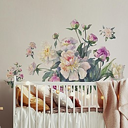 RoomMates® Floral Bouquet Peel & Stick Giant Wall Decals (Set of 10)