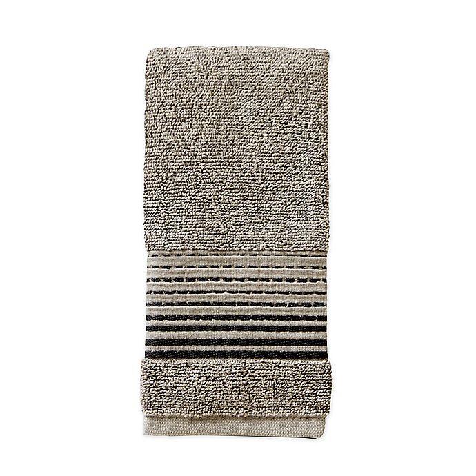 Alternate image 1 for SKL Home Chadwick Stripe Hand Towel