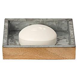 Nu-Steel Confetti Collection Soap Dish