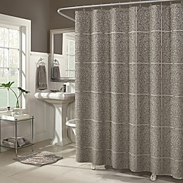 J. Queen New York™ 72-Inch x 72-Inch Corina Shower Curtain