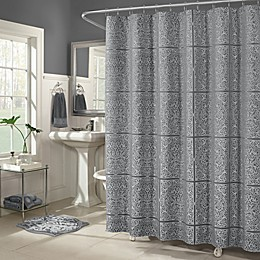 J. Queen New York™ 72-Inch x 72-Inch Corina Shower Curtain