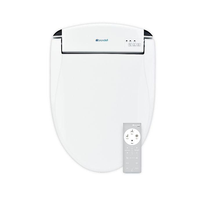 Alternate image 1 for Brondell® Swash Advanced Bidet Toilet Seat in White