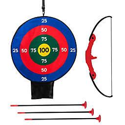 Franklin® Sports 5-Piece Over-The-Door Archery Target Set