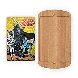 Star Wars™ Darth Vader Billboard 2-Piece Glass-Top Serving Tray