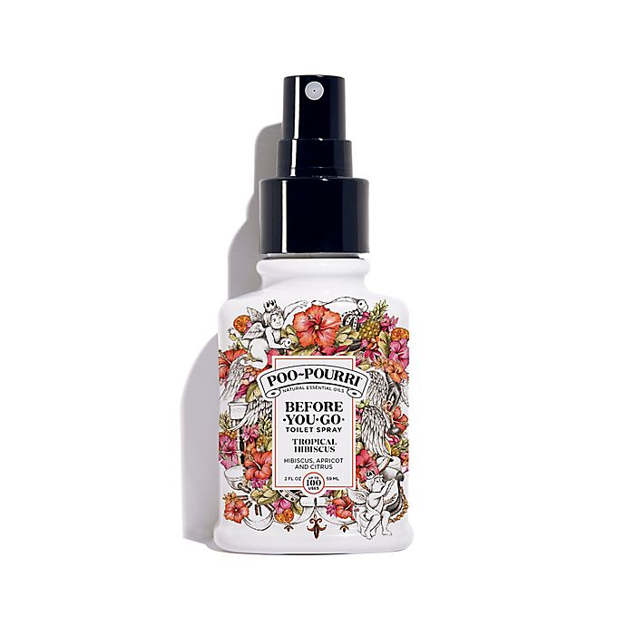 Alternate image 1 for Poo-Pourri® Before-You-Go® Toilet Spray in Tropical Hibiscus