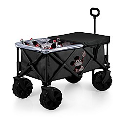 Mickey Mouse Elite All-Terrain Utility Wagon in Grey