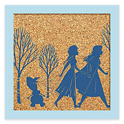RoomMates® Disney® 10-Inch x 10-Inch Sisterly Love Frozen II Cork Wall Art