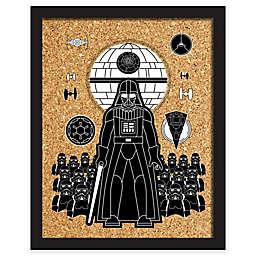 RoomMates® Star Wars™ 16-Inch x 20-Inch Darth Vader Quote Cork Wall Art