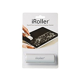 Liquid-Free Touchscreen Display Roller Cleaner in White