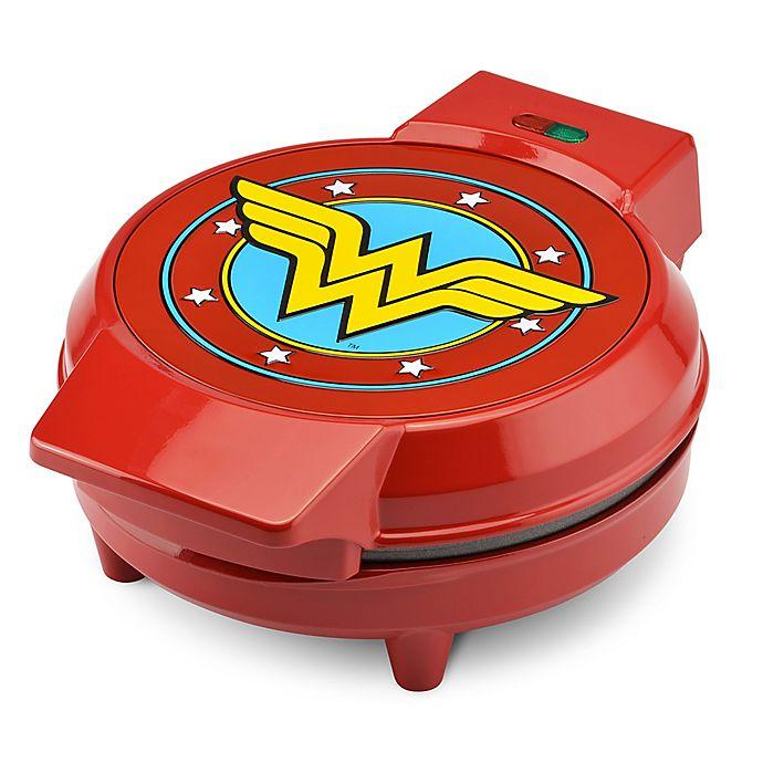 Alternate image 1 for DC Comics™ Wonder Woman Waffle Maker