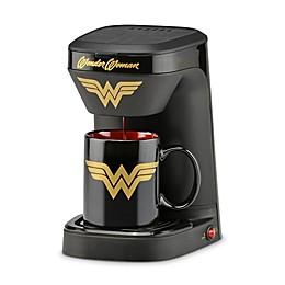 DC Comics™ Wonder Woman 1 Cup Coffee Maker with Mug