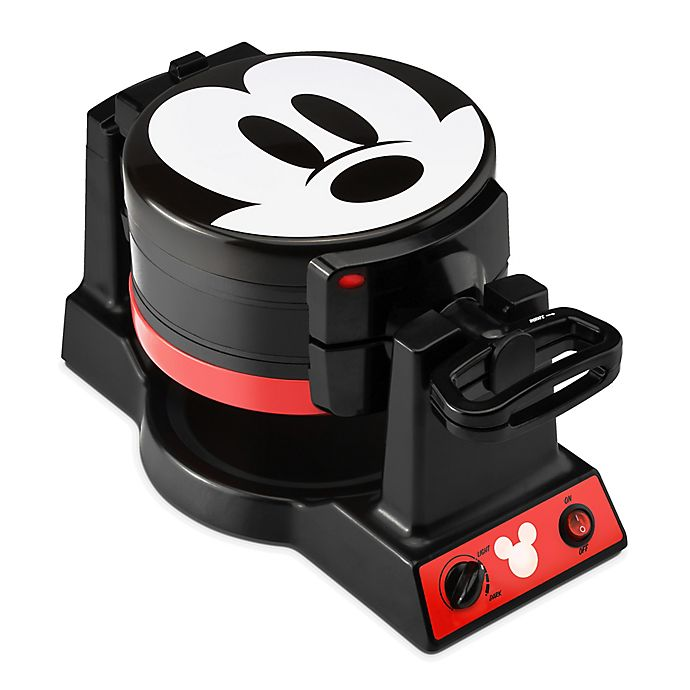 Alternate image 1 for Disney® Mickey Mouse Double Flip Waffle Maker