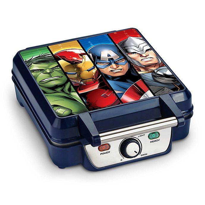Alternate image 1 for Marvel® Avengers 4 Slice Waffle Maker