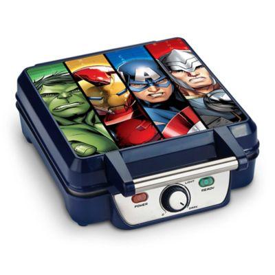 Marvel Avengers 4 Slice Waffle Maker