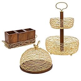 Godinger® Nest Serveware Collection