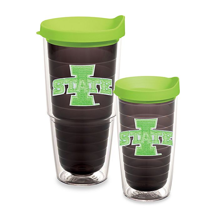 Alternate image 1 for Tervis® Iowa State University Cyclones Tumbler in Neon Green
