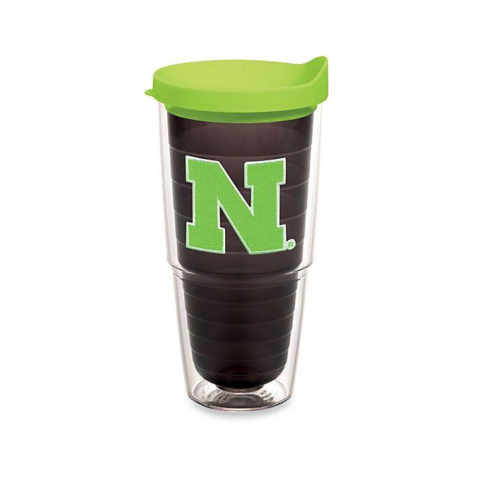 Alternate image 1 for Tervis® University of Nebraska Cornhuskers 24-Ounce Tumbler in Neon Green