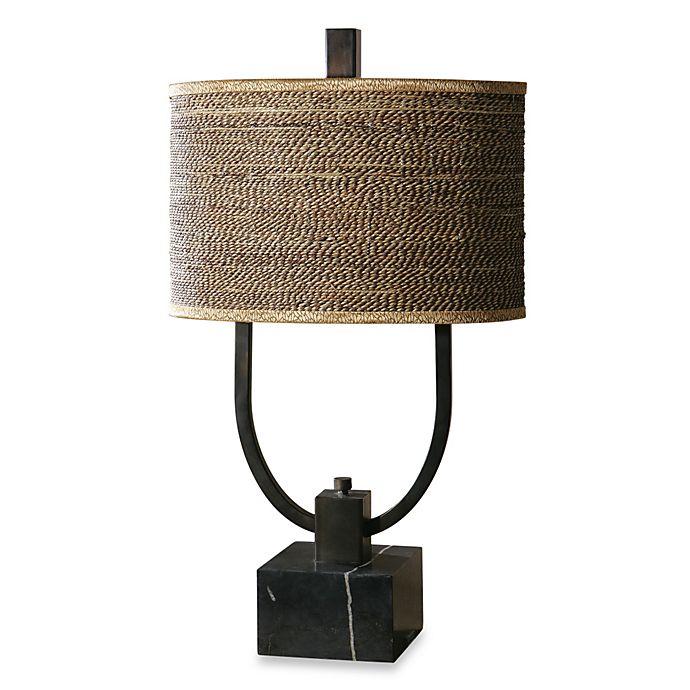 Alternate image 1 for Uttermost Stabina Metal Table Lamp