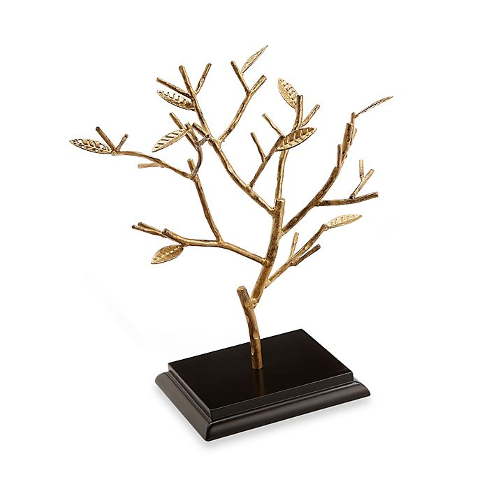 Alternate image 1 for Heather Gold Jewelry Tree