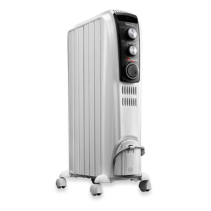 De Longhi Dragon Whole Room Radiant Heater With Electronic