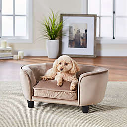 Enchanted Home™ Pet Faux Leather Pet Sofa Bed