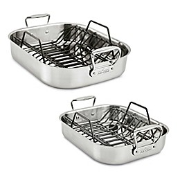 All-Clad® Stainless Steel Roaster With Rack