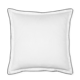 Under the Canopy® Italian Hem Stitch European Pillow Sham