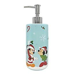 Disney® Holiday Mickey and Minnie Bath Ensemble