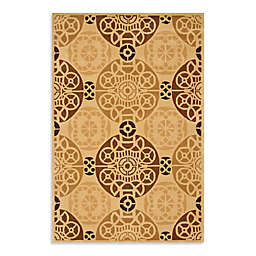 Safavieh Capri Rugs in Gold