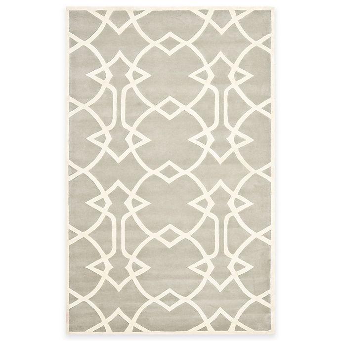 Alternate image 1 for Safavieh Capri Rugs in Grey/Ivory