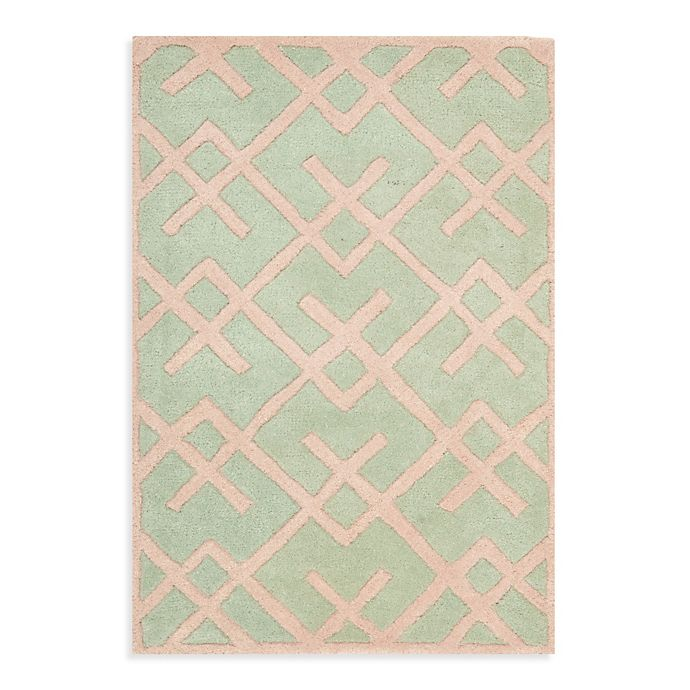 Alternate image 1 for Safavieh Moroccan  2' x 3' Accent Rug in Green