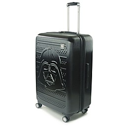 Disney® Star Wars® Darth Vader 29-Inch Checked Spinner Suitcase
