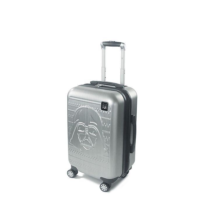 Alternate image 1 for Disney® Star Wars® Darth Vader 21-Inch Carry On Spinner Suitcase