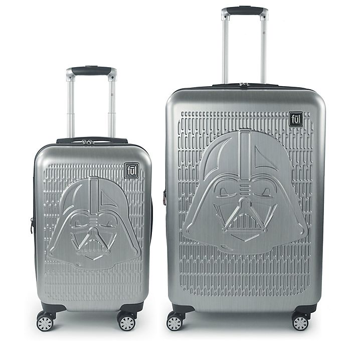 Alternate image 1 for Disney® Star Wars® Darth Vader 2-Piece Spinner Luggage Set