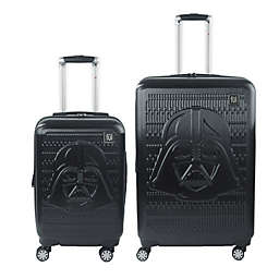 Disney® Star Wars® Darth Vader 2-Piece Spinner Luggage Set in Black