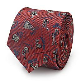 Disney® Toy Story Scattered Motif Boy's Necktie in Red
