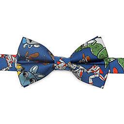 Disney® Toy Story Scattered Motif Boy's Bow Tie in Blue