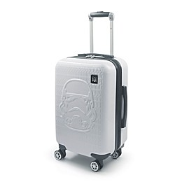 Disney® Star Wars® Storm Trooper 21-Inch Carry On Spinner Suitcase
