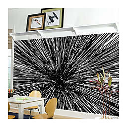 RoomMates® Star Wars™ Hyper Space Peel and Stick Mural
