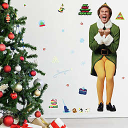 RoomMates® 38-Piece Buddy the Elf Peel and Stick Giant Wall Decal Set
