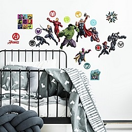 RoomMates® 26-Piece Classic Avengers Peel and Stick Wall Decal Set