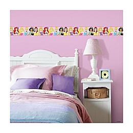 RoomMates® Disney® Princess Peel and Stick Wallpaper Border