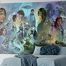RoomMates® Star Wars™ Original Trilogy Peel and Stick Mural