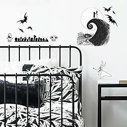 RoomMates® 39-Piece The Nightmare Before Christmas Peel and Stick Wall Decal Set