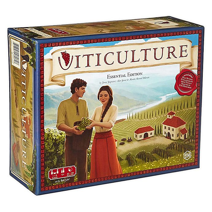 Viticulture Essential Edition Board