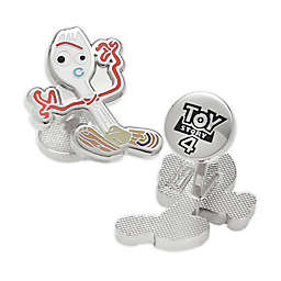 Disney® Toy Story 4 Forky Silver-Plated Cufflinks