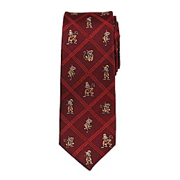 Disney® Aladdin Abu Scattered Boy's Necktie in Red